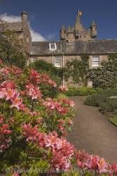 Cawdor Castle Flower Garden Scotland