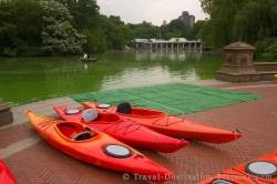 The Lake Boat Rentals Central Park New York