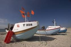 Danish Fishing Boats