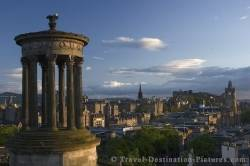 Edinburgh Scotland Overview