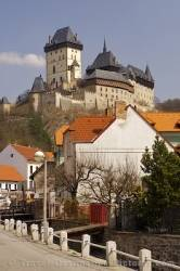 Karlstein Castle Czech Republic