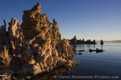Mono Lake Sunrise California USA