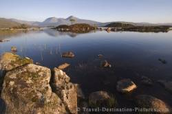 Rannoch Moor National Heritage Site Scotland