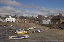 Picture Of Stonehaven Harbour Scotland