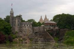 Turtle Pond And Belvedere Castle Central Park