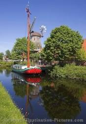 Picture Of Westgrossefehn Windmill