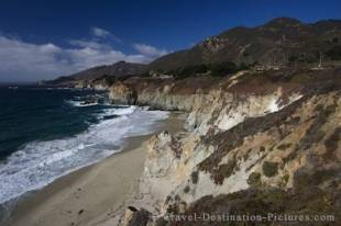 A spectacular 500 mile (804 kilometres) stretch of road, Highway 1 wends along the Pacific Coast of California and is considered one of the best coastline drives in the USA.