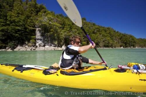 Kayak Adventure Guide Abel Tasman National Park