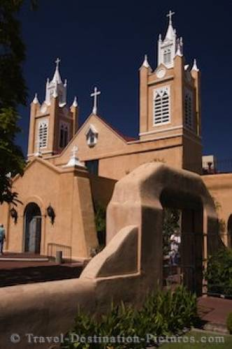 San Felipe De Neri Church Albuquerque New Mexico