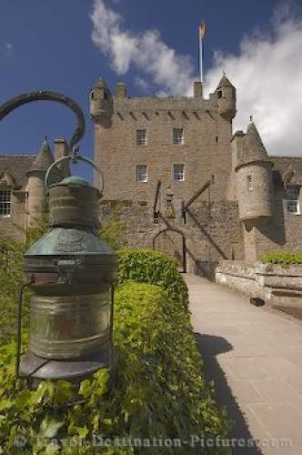 Cawdor Castle Nairn Scotland UK