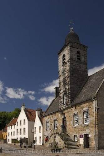 Culross City Hall