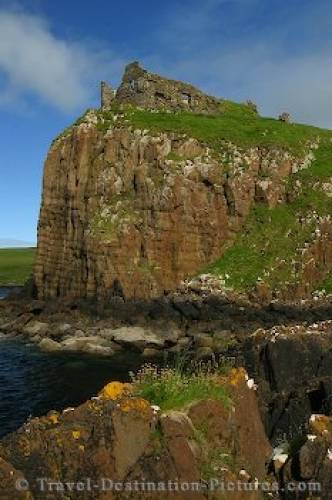 Dundlum Castle Scotland