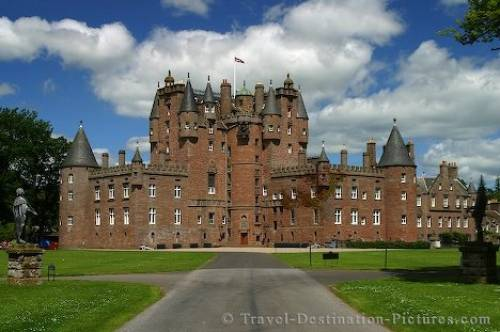 Glamis Castle Of Scotland