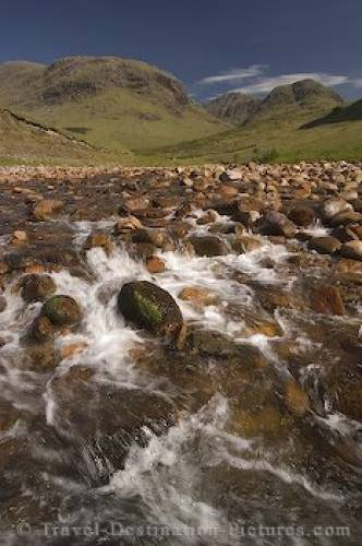 Glen Etive Creek