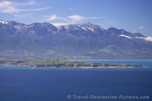 Kaikoura Peninsula Canterbury New Zealand