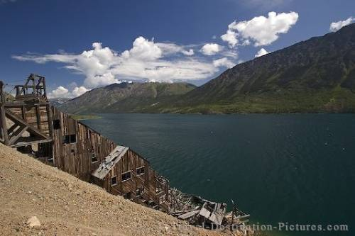 Lake Tutshi Mine Yukon