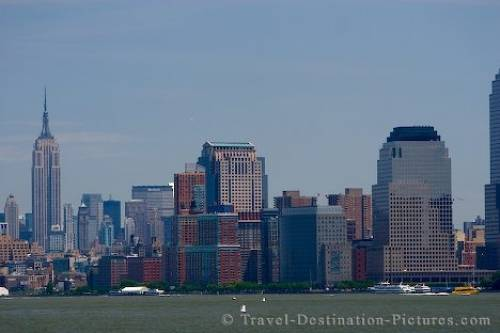 Manhattan Skyline Picture