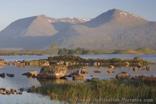 Moorland Of Rannoch Perth And Kinross Scotland