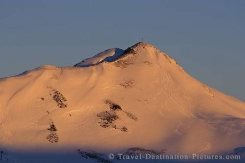 Picture Of Wildkogel Mountain Sunrise
