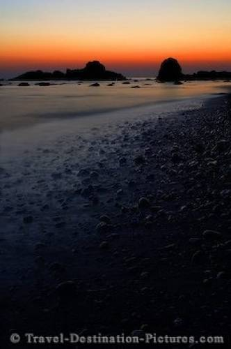 Northern California Sunset Picture