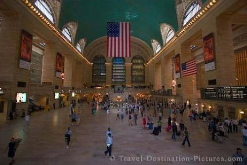 New York Grand Central Station USA