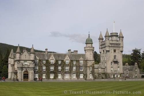 Royal Castle Of Balmoral