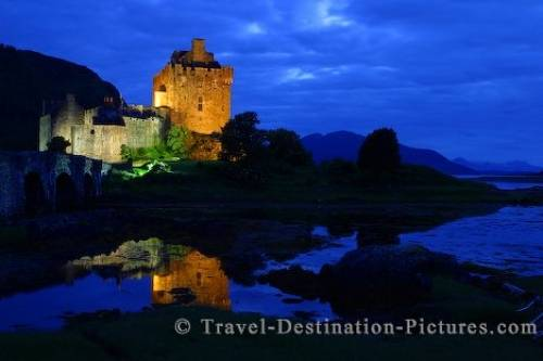 it is also one of the most beautiful castles in Scotland.