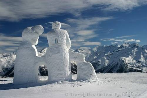 Snow Art Wildkogel