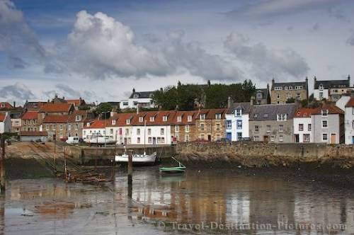 St Monans Harbor Scotland