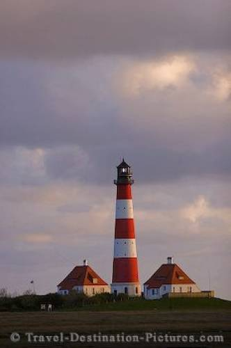 Westerhever Lighthouse Picture