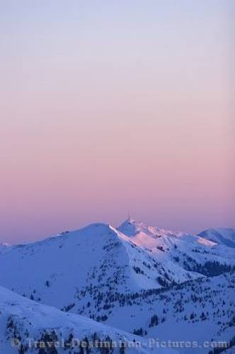 Wildkogel Sunrise Austria